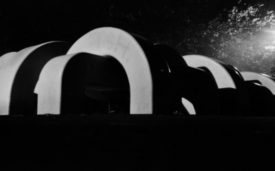 Warszawa nocą