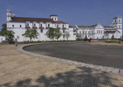 Indie, Old Goa, Katedra Se, kosciol sw. Franciszka z Asyzu