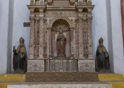 Indie, Old Goa, Katedra Se