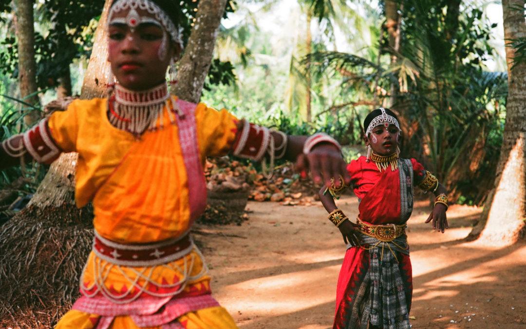 Tancerze z Puri